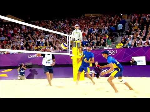 FOX Sports || Jogos Olímpicos - Vôlei De Praia Masculino - Brasil X Cuba