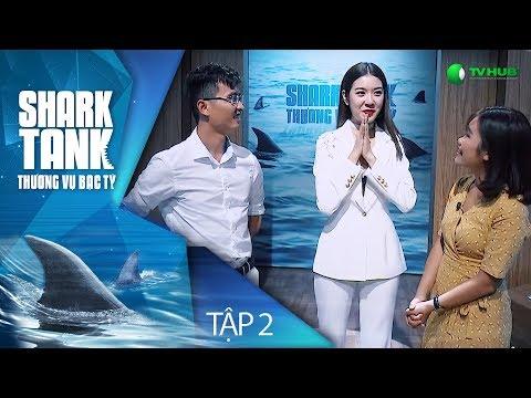 4 Tỷ Đầu Tư Cho Startup  Dấm Gạo Thủy Tâm | Shark Tank Việt Nam Tập 2 [Full]