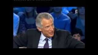 Dominique de Villepin - On n'est pas couché 13 novembre 2010 #ONPC