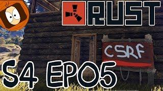 RUST | LE ROYAUME DES RATS KAPPA ! | S04-EP05