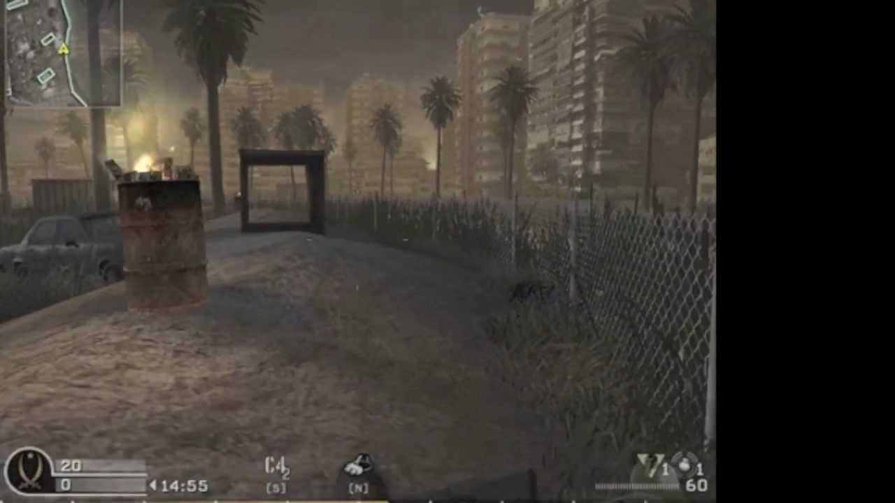 call of duty 4 modern warfare for mac review