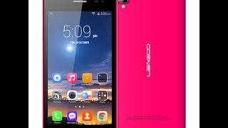 LEAGOO Smart Phone Review LEAD 6