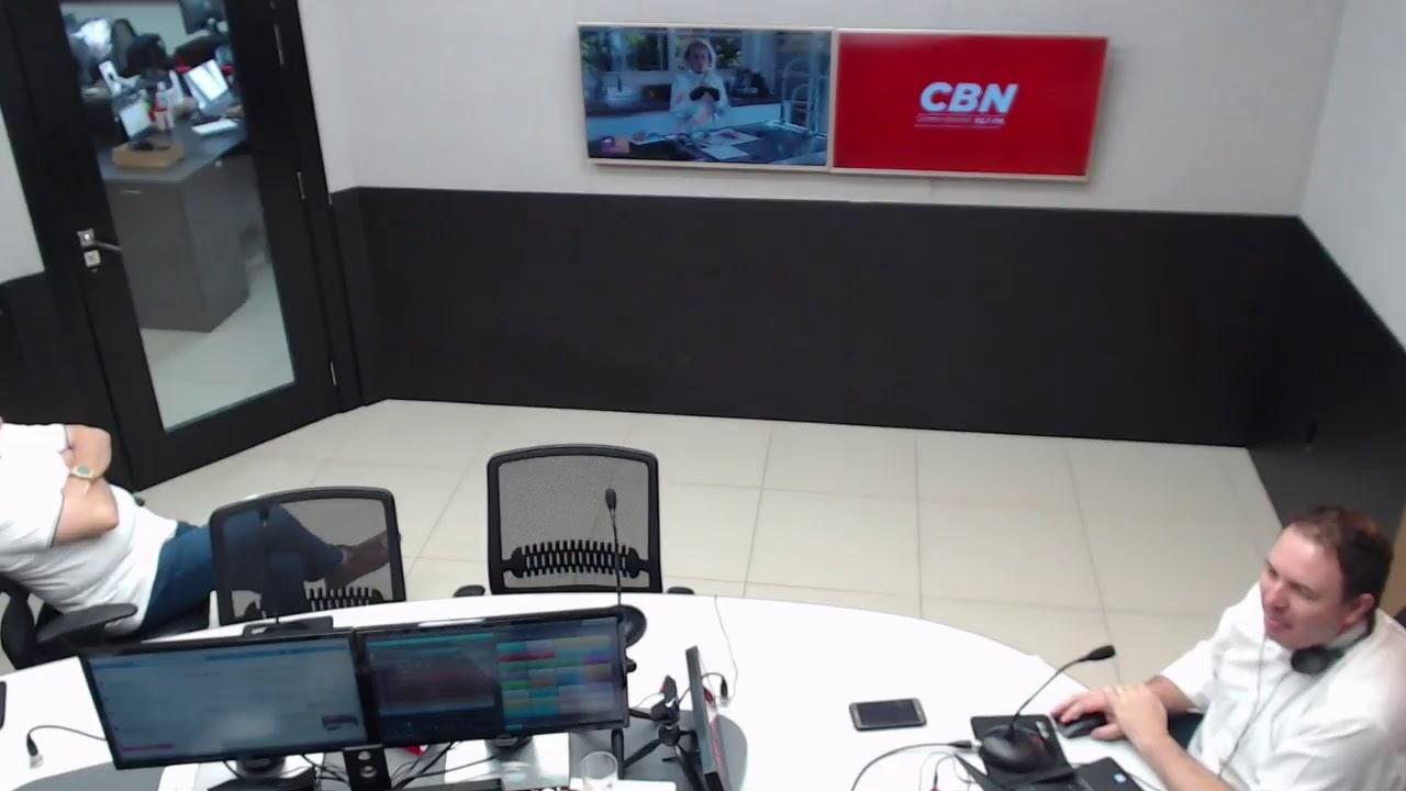 CBN Campo Grande (18/09/2020): com Ginez Cesar