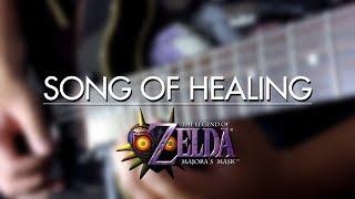 Song of Healing (Majora's Mask) Guitar Cover   DSC