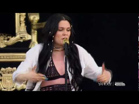Jessie  J - Nobody's Perfect (Wireless Festival 2015)