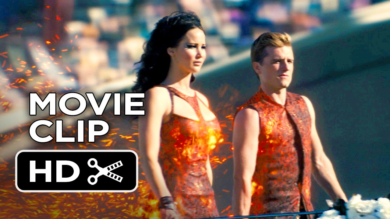 The Hunger Games Catching Fire Movie CLIP #4 - Tribute Parade (2013) Movie HD - YouTube  sc 1 st  YouTube & The Hunger Games: Catching Fire Movie CLIP #4 - Tribute Parade (2013 ...