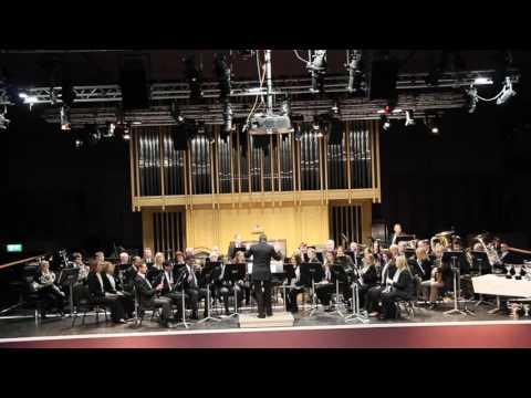 Gaelforce - Peter Graham - Dublin Concert Band DCB & Cond. Fergus O'Carroll - Cork 2015
