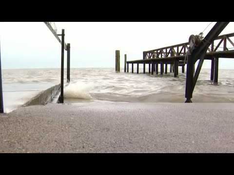 Crews In St. Clair Shores Work To Stop Flooding