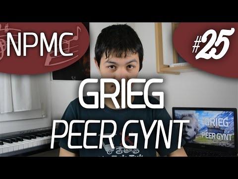 GRIEG - Chanson de Solveig (Peer Gynt) - NPMC #25