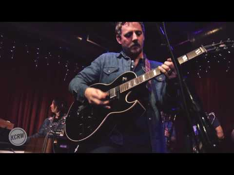 """Sturgill Simpson performing """"Keep It Between The Lines"""" Live on KCRW"""