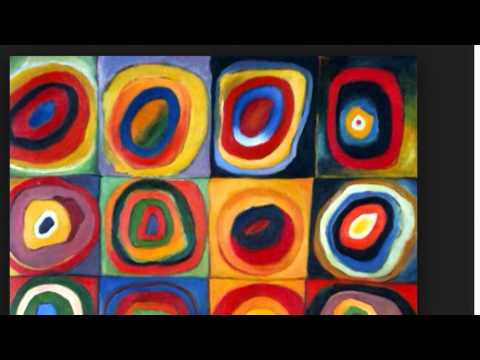 Wassily Kandinsky Short Biography - YouTube