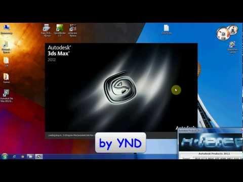 ..::Установка и активация 3d Max 2012::..