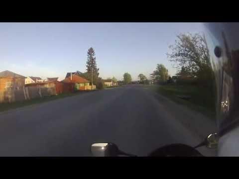 Как научиться наклонять мотоцикл в повороте?