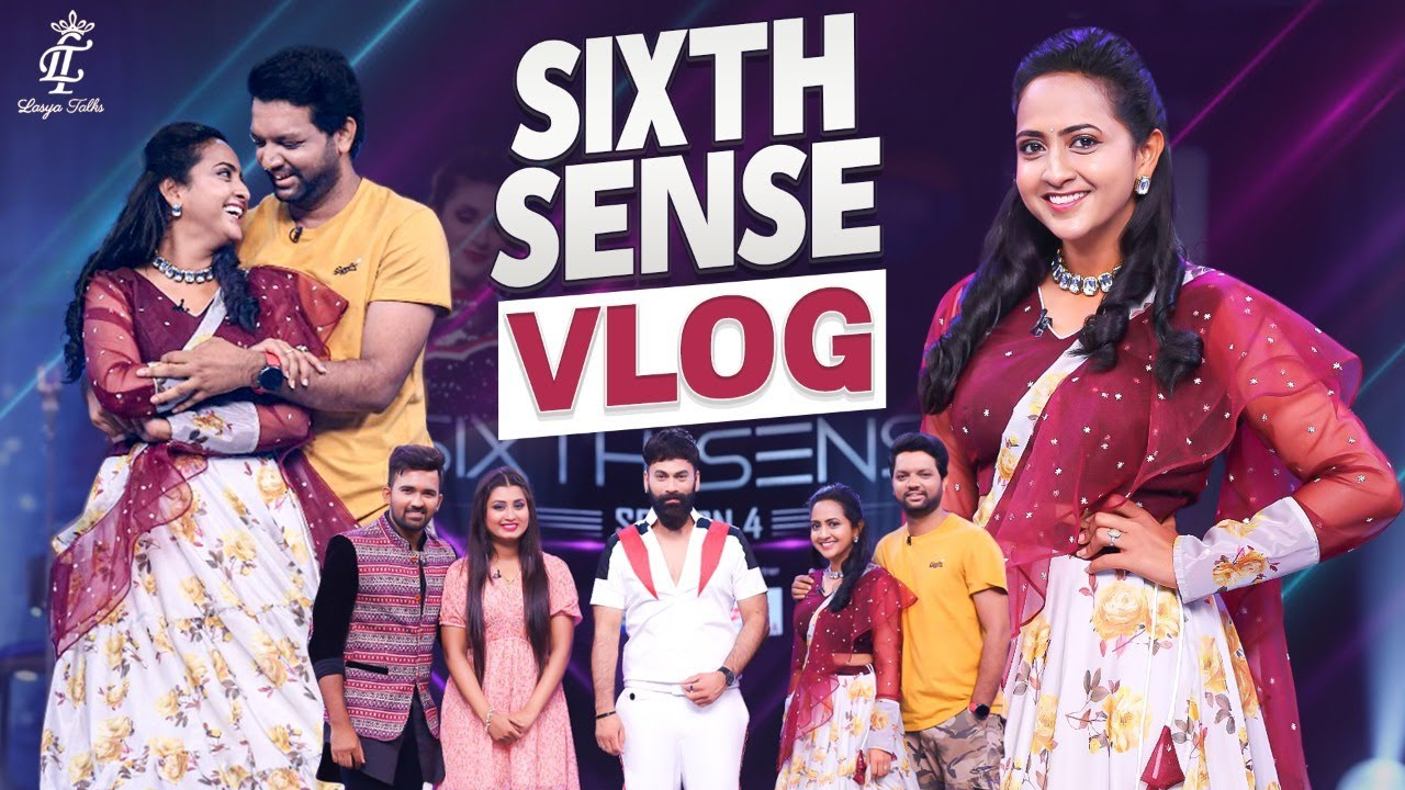 LasyaTalks || Sixth Sense Vlog || DIML || Lasya Manjunath New Video