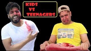 KIDS vs TEENAGERS || JaiPuru