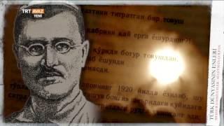 Özbek Şair Çolpan'ın İsmiyle Özdeşleşen Hayatı - Türk Dünyasının Enleri - TRT Avaz
