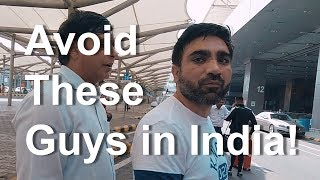 Avoid These Guys in India (& Get To Your Hotel Safely!) thumbnail
