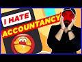 I Hate Accounts -  Answer he Nhi aata #commercebaba