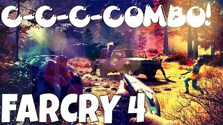 [Far Cry 4] БЕЗУМИЕ ПРОДОЛЖАЕТСЯ [МОНТАЖ]