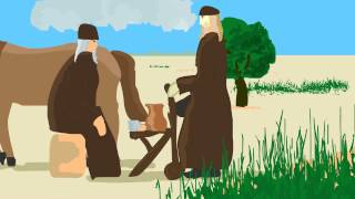 притча Два монаха - мульты от Жужжа