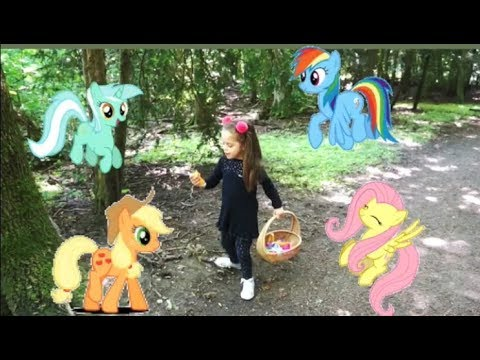 Surprise in the forest of Amsterdam 💛 toys 💛 My Little Pony 💛