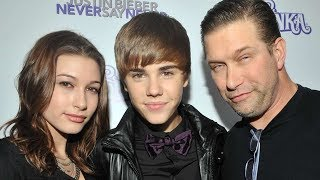 Justin Bieber just DID WHAT to impress Hailey's parents? | Hollywire