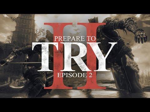 Iudex Gundyr Isn't Messing Around (Dark Souls 3: Prepare to Try, Episode 2)