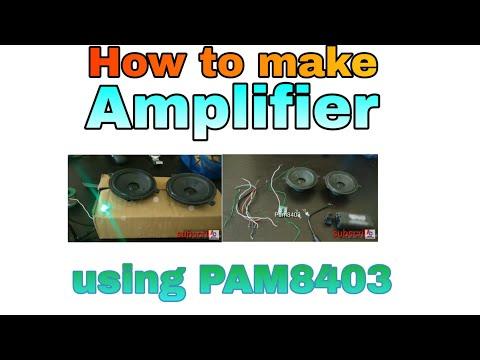 mini amplifier - Myhiton