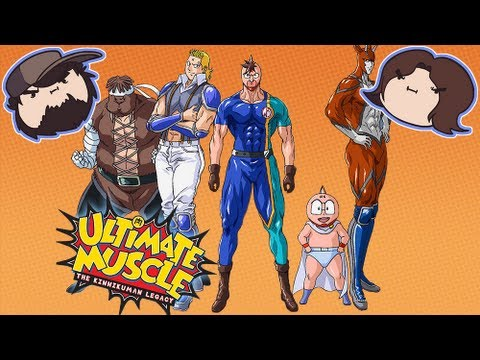 Ultimate Muscle: Legends vs. New Generation - Game Grumps VS