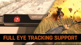 Full Eye-Tracking Support in Dying Light