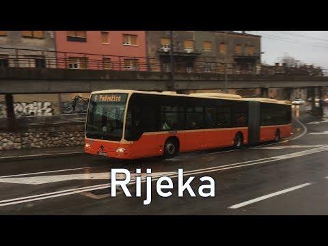 Rijeka public transport