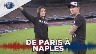DE PARIS À NAPLES