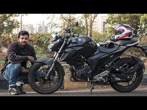 Yamaha FZ25 Review - No Nonsense Fun | Faisal Khan