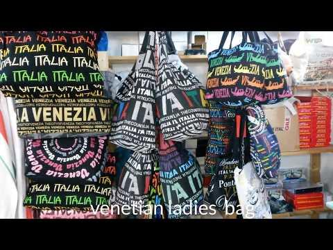 Venice souvenir shop
