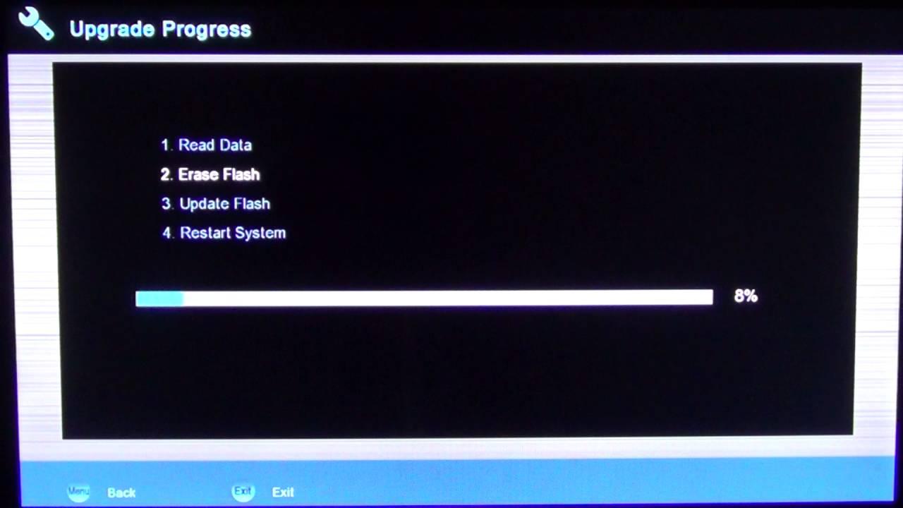 Edision Proton HD Upgrade Firmware