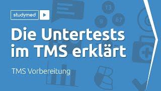Die Untertests im TMS erklärt - TMS Vorbereitung