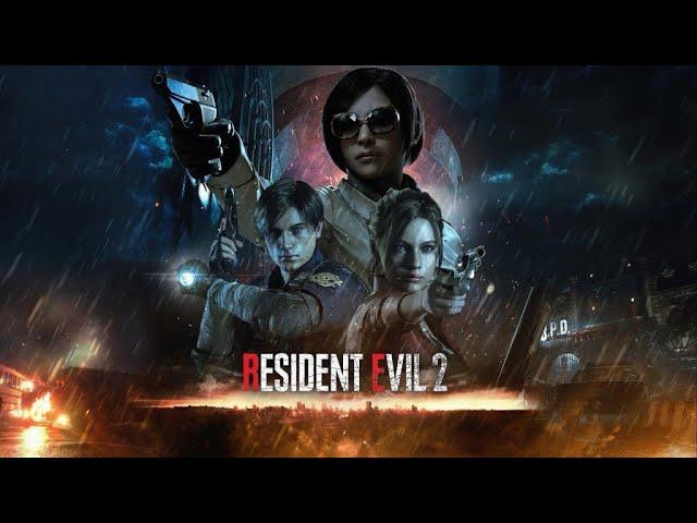 Resident Evil 2 Remake - Speedrun Lado A Leon - En Español
