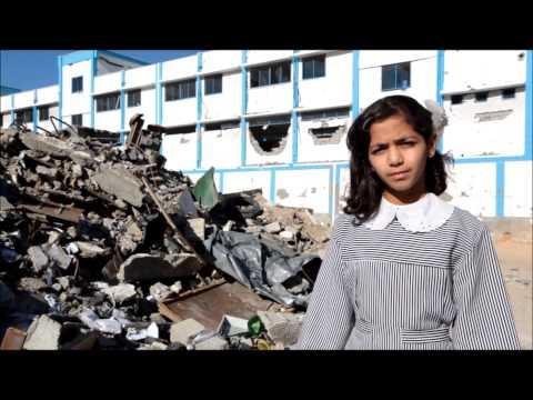 Help us rebuild Gaza