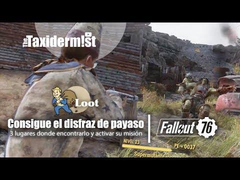 Consigue el 'Disfraz de Payaso' y activa su misión | Fallout 76 thumbnail