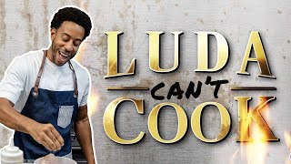 LUDA CAN'T COOK: Ludacris Learns the Art of Indian Street Food | Food Network