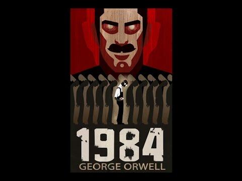 Rok 1984 -George Orwell - Lektor Polski  Audiobook-Cz1