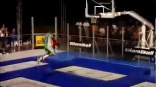 slamball best shots