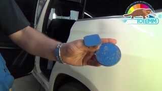 Удаление вмятин без покраски автомобиля в АвтоТОТЕММ