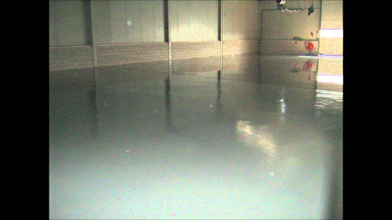 pk vloeren geffen werkzaamheden coatingvloer garage maanrover te