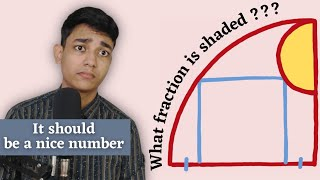 What fraction is shąded ?