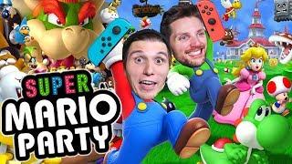 Das WAHRE Duell der GIGANTEN | Super Mario Party SWITCH