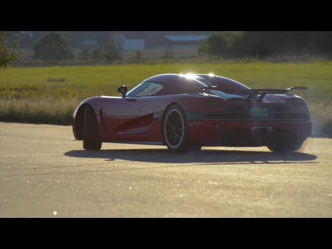 Million-Dollar Paint Job - /Inside Koenigsegg