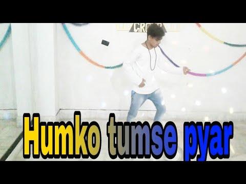 Humko tumse pyaar bollywood roboting song choreographer Sharukh dancer