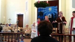 NOUMC Christmas Program PART 1