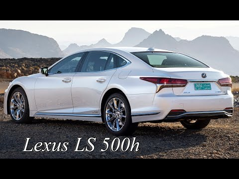 2018 Lexus LS 500h / Bold Design and Enhanced Performance